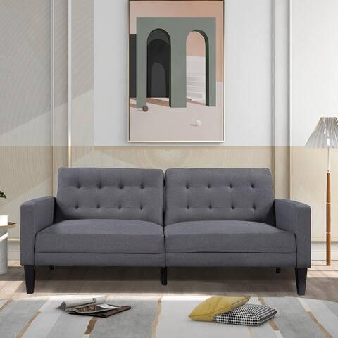 Nestfair Modern Convertible Folding Futon Sofa Bed