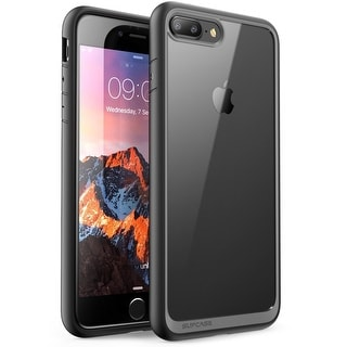 SUPCASE-Apple iPhone 7 Plus,Unicorn Beetle Style Hybrid Case-Black