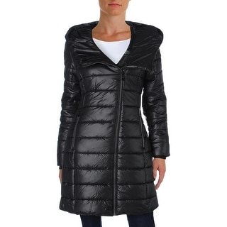 Noize Womens Ambrose Parka Quilted Hooded