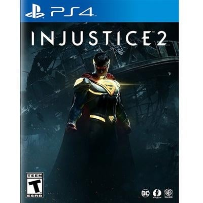 Warner Brothers 55233 Injustice 2 - Fighting Game - Playstation 4