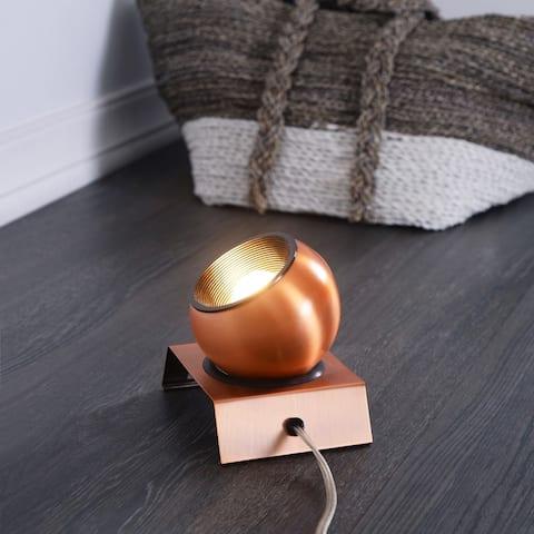 Gilmour 5.25-inch Indoor Adjustable Copper Spotlight