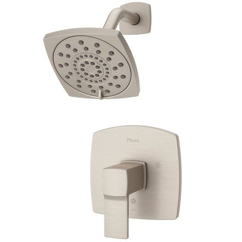 Pfister LG89-7DA Deckard Shower Trim Package with Multi Function Shower Head -