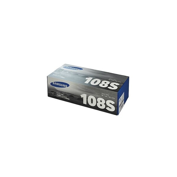 Samsung MLT-D108S Black Toner Cartridge Toner Cartridge