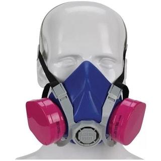 Safety Works SWX00319/817671 Toxic Dust Respirator, Half-Mask, Niosh P100