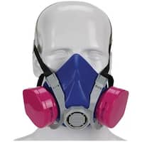Safety Works SWX00319/817671 Toxic Dust Respirator, Half-Mask, Niosh P100