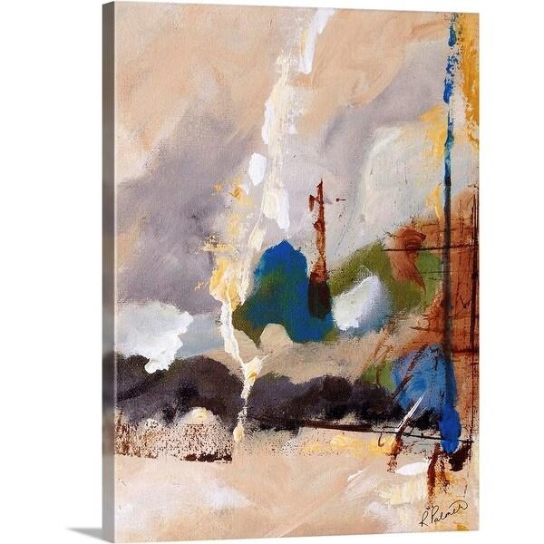 """""""Wharf"""" Canvas Wall Art"""