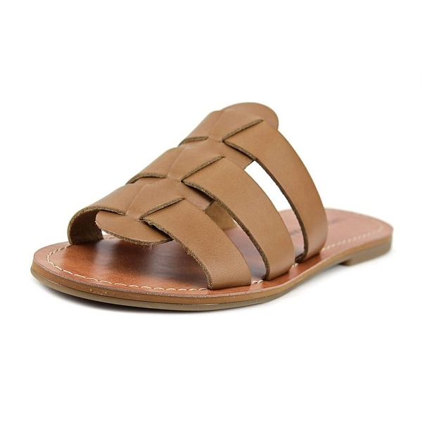 Lucky Brand Aisha Brown Sugar Sandals
