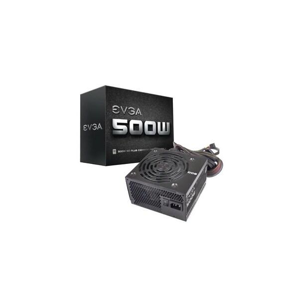 EVGA Corporation TQ7525B EVGA 500W 80PLUS Certified ATX12V/EPS12V Power Supply 100-W1-0500-KR