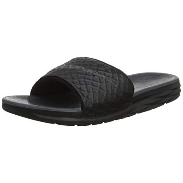 df6040b51757 Shop Nike Men s Benassi Solarsoft Slide Sandal