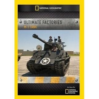 Ultimate Factories: M-1 Tank [DVD]