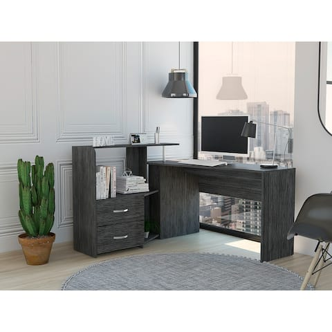 Dade L shape Desk