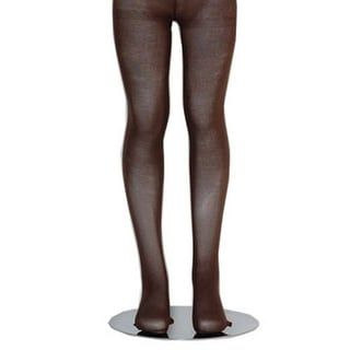 Brown Piccolo Lightweight Baby Toddler Little Girls Tights 0M-16