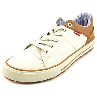 Levi's Ellison Round Toe Canvas Sneakers