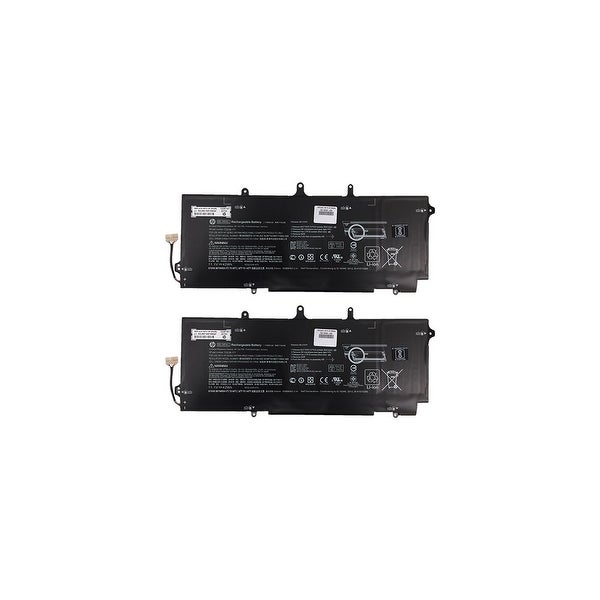 Battery for HP 722297005 (2-Pack) Replacement Battery