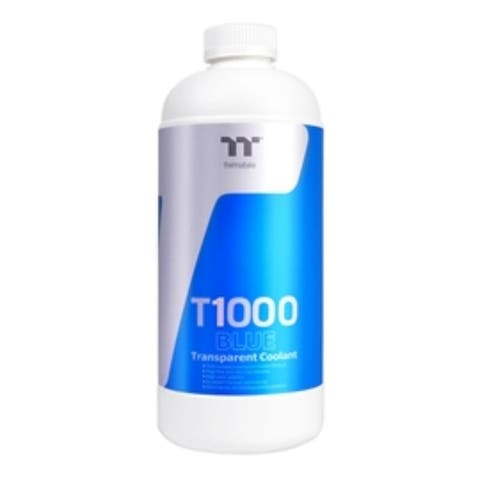Thermaltake Accessory CL-W245-OS00BU-A T1000 Transparent Coolant Blue Retail