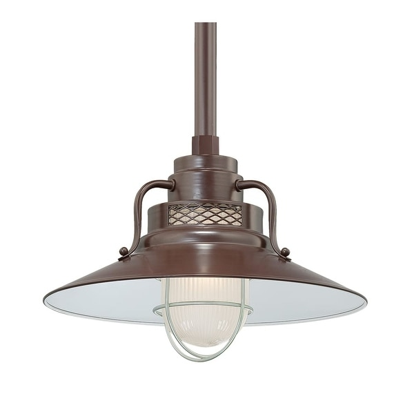 "Millennium Lighting RRRS14 R Series 1-Light 14"" Wide Outdoor Shade - N/A"