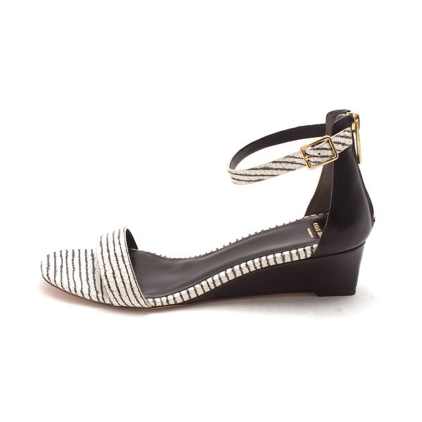 Cole Haan Womens Caitlinsam Open Toe Casual Ankle Strap Sandals - 6