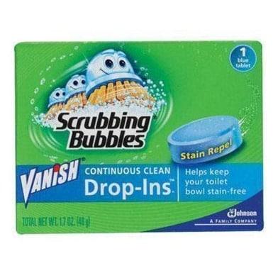 Shop Vanish 00191 Toilet Bowl Cleaner Blue Free
