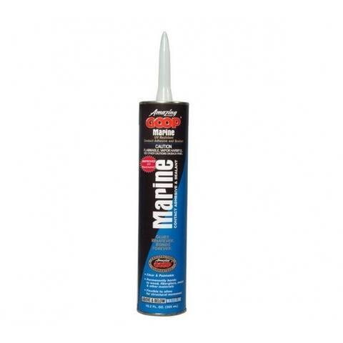 Amazing Goop 172012 Marine Adhesive And Sealant, 10.2