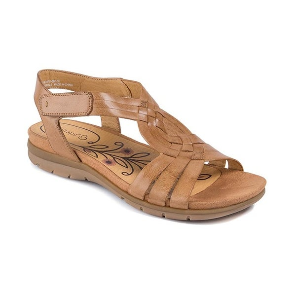 Baretraps Keely Women's Sandals & Flip Flops Caramel