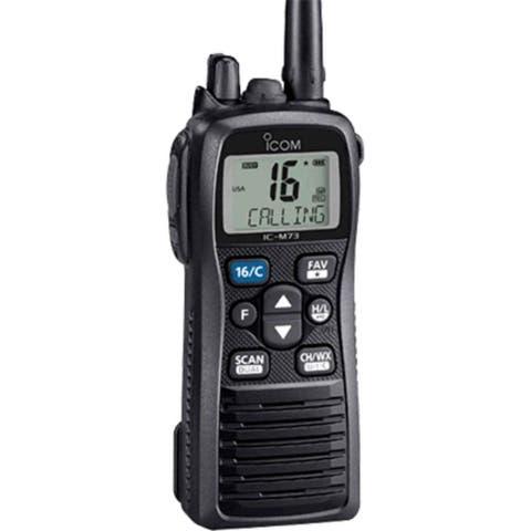 VHF-HH, 6/1 Watt, Basic Version