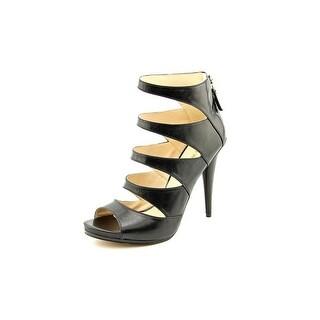 Nine West Amability Open Toe Leather Sandals