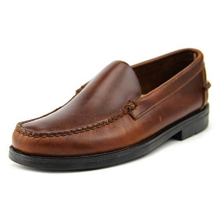 Sebago Grant Venetian Moc Toe Leather Oxford