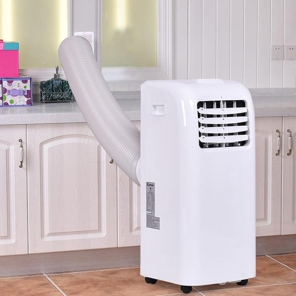 Costway 10000 Btu Portable Air Conditioner Amp Dehumidifier