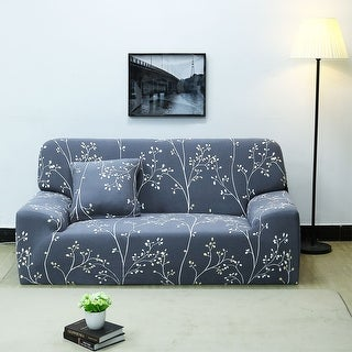 Unique Bargains Polyester Stretch Slipcover (92 x 118 Inch) - #10