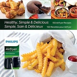 """Philips Airfryer Cookbook Cookbook"""