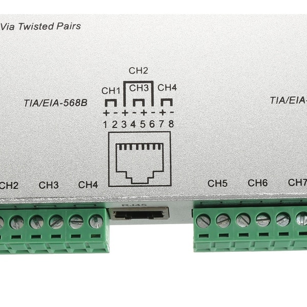 V//A//P OVER CAT5 Replacement For PARTS-6879 CHANNEL PASSIVE CCTV