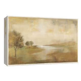 "PTM Images 9-153749  PTM Canvas Collection 8"" x 10"" - ""Northern Horizon"" Giclee Rural Art Print on Canvas"