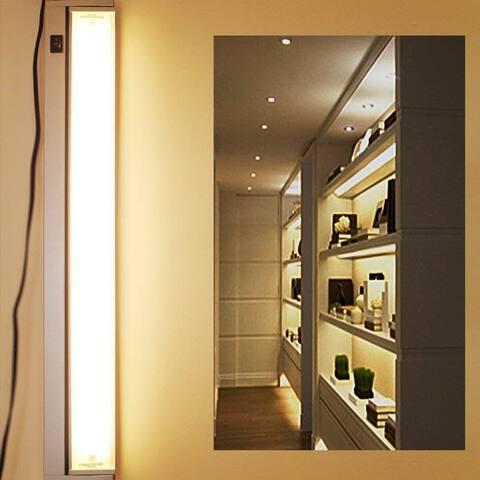 "23"" Multi-Function LED Under Cabinet Light, 3000K"