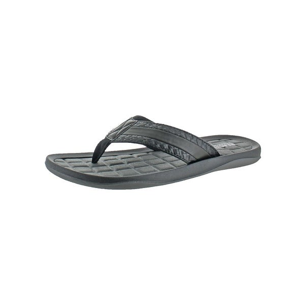 Kenneth Cole Reaction Mens DESIGN211332 Flip-Flops Casual Thong - 10 Medium (D)