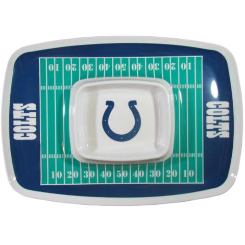 Siskiyou Sports Indianapolis Colts Chip And Dip Tray Chip and Dip Tray