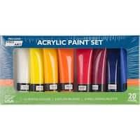 - Pro Art Acrylic Art Set 20 Pieces