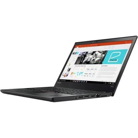 """Lenovo ThinkPad T470 14"""" 8GB 256GB SSD Intel Core i5-6300U X22.4GHz,Black(Certified Refurbished)"""