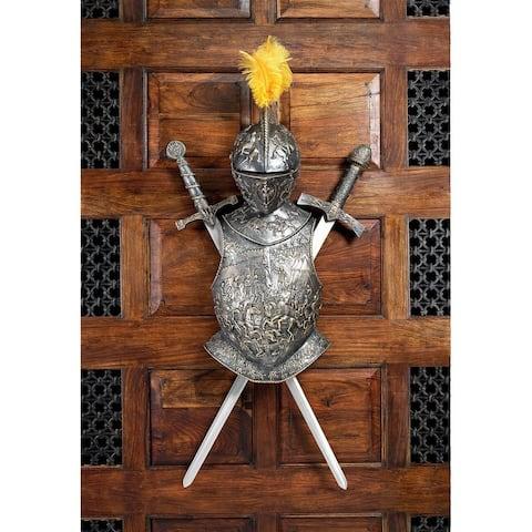 The Battle of Bannockburn Armor Wall Sculpture