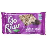 Go Raw Sprouted Granola - Raisin Crunch - Case of 20 - 1.8 oz.