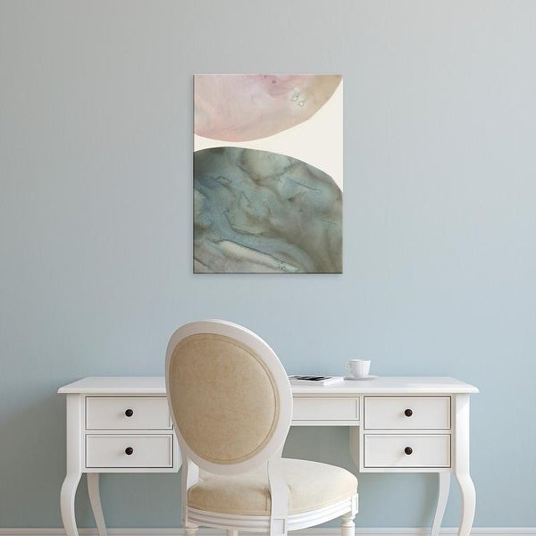 Easy Art Prints Victoria Borges's 'Gravitate IV' Premium Canvas Art