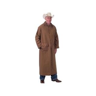 Tough-1 Slicker Saddle Jacket Full Length Resistant Windproof 69-200