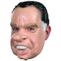 President Richard Nixon Adult Costume Mask