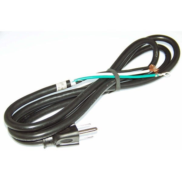 New OEM Haier Power Cord Cable Originally Shipped With GDG560BW, GDG750AW