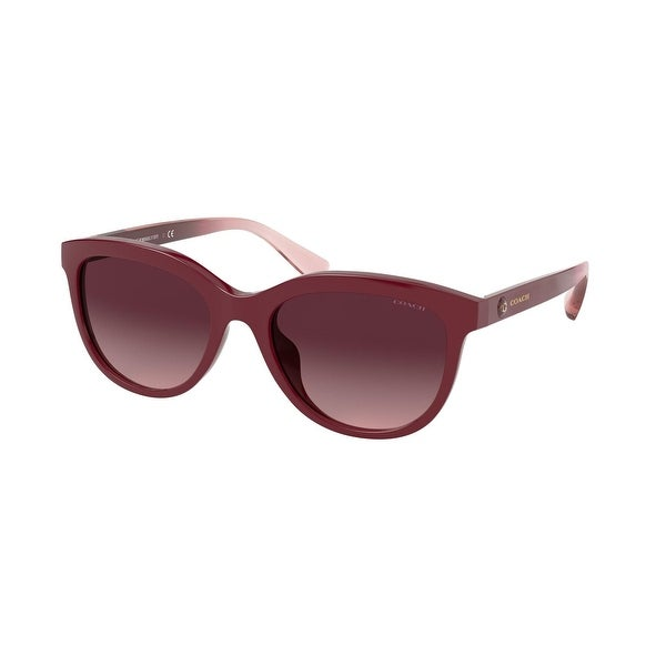 Coach HC8285U 50318H 56 Burgundy Woman Pillow Sunglasses. Opens flyout.