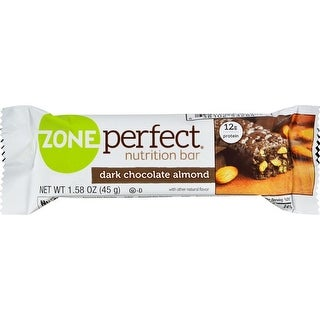 Zone - Dark Chocolate Almond Bar ( 12 - 1.58 OZ)