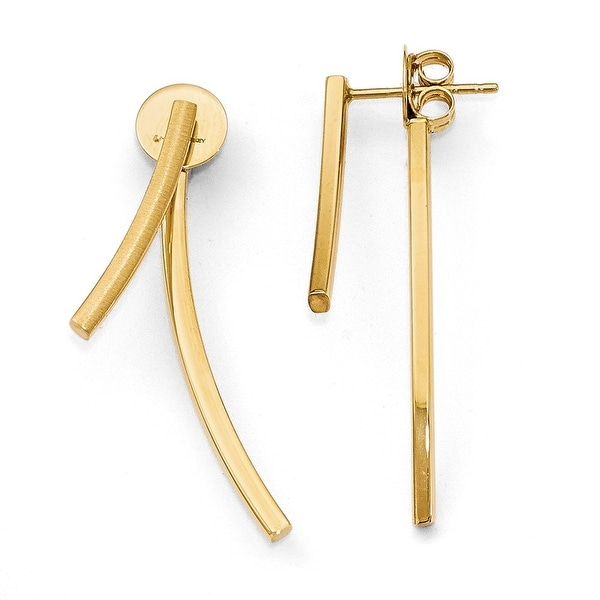 14k Post Gold Earrings
