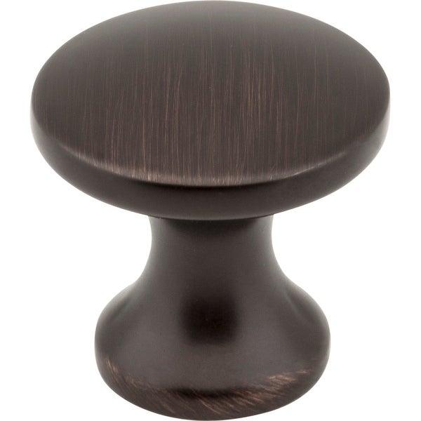 "Elements 3915 Slade 1"" Diameter Mushroom Cabinet Knob"