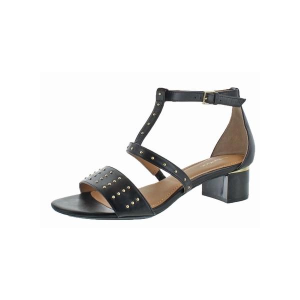 b5a42e8e1f7 Shop Calvin Klein Womens Divina Dress Sandals Open Toe Block Heel ...