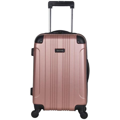 Kenneth Cole Reaction 'Out of Bounds' 20-in. Hard-sided Carry-on Suitcase