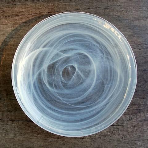 """NUAGE Ivory 8"""" Salad Plate"""